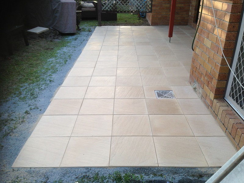 400x400 Sandstone Patio Pavers