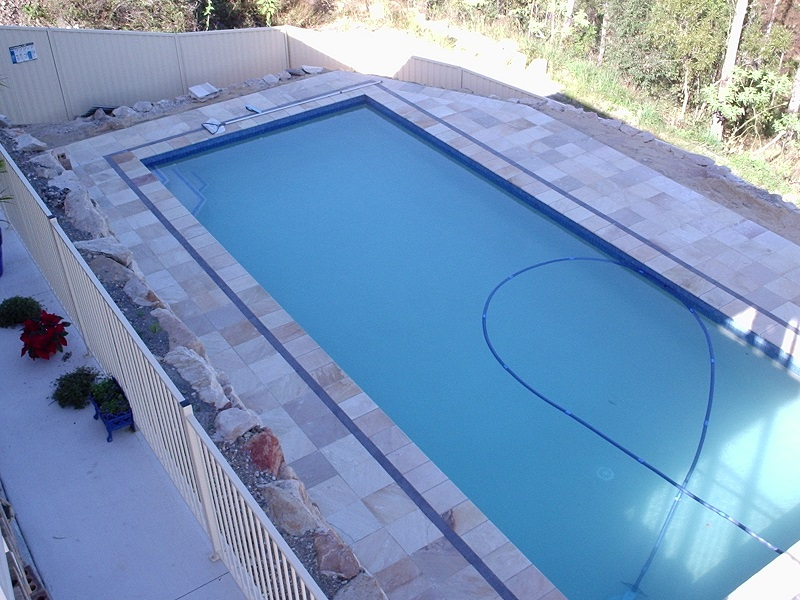 Gold Coast paving pool indian sandstone pavers 400x400