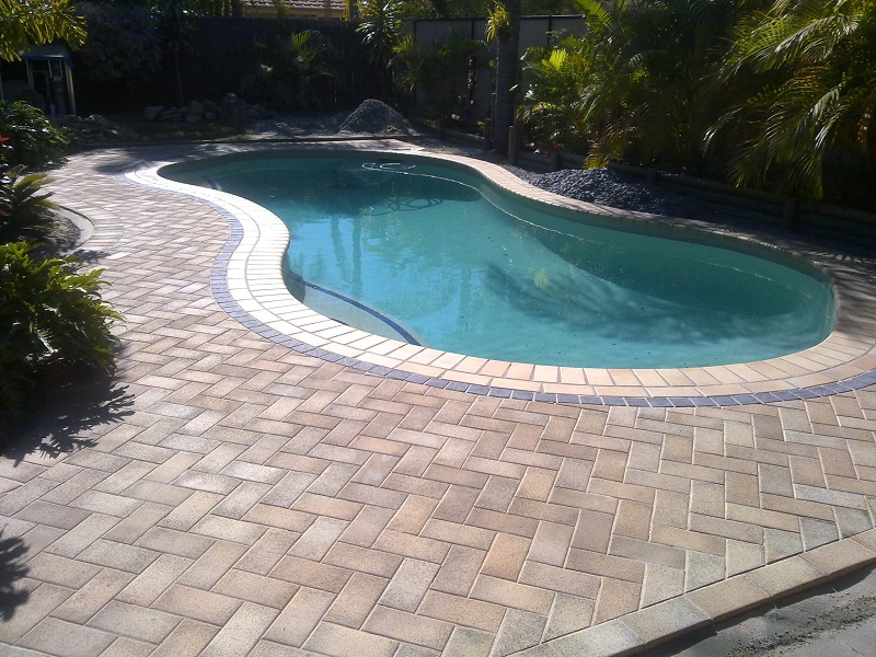 Pool Surrounds Paving We R Paving